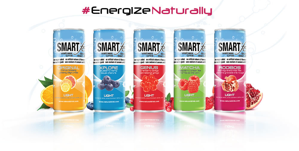 #EnergizeNaturally with SMARTfx
