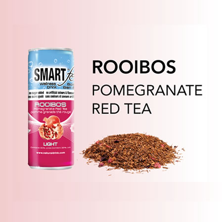ROOIBOS Pomegranate Red Tea